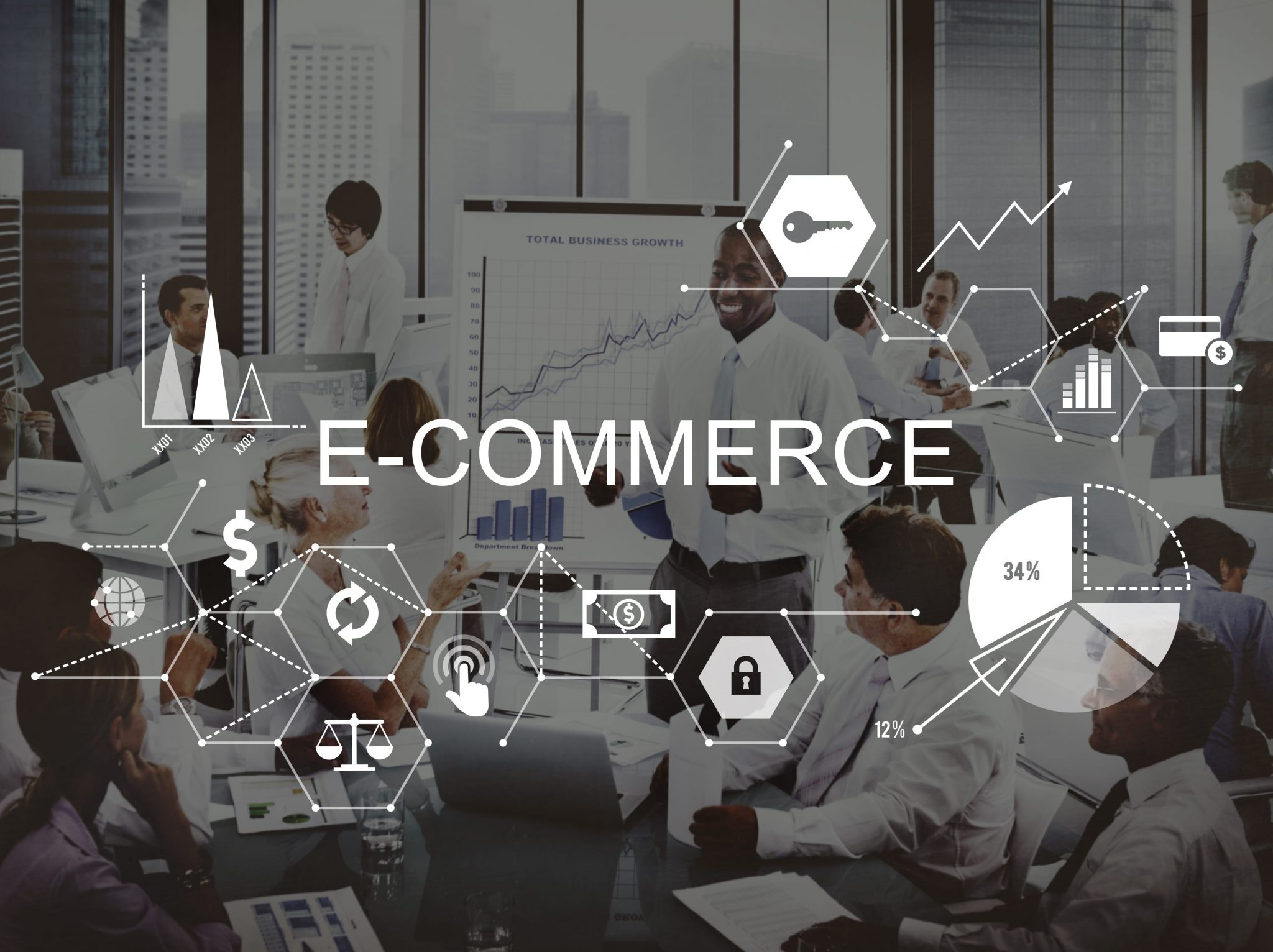 eCommerce marketing agency